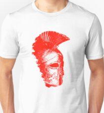 Spartan Warrior - Helmet Unisex T-Shirt