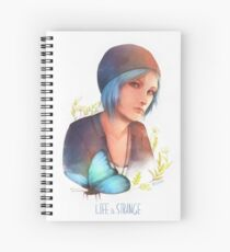 Chloe Price Spiral Notebook