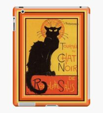 Tournee Du Chat Noir - After Steinlein iPad Case/Skin