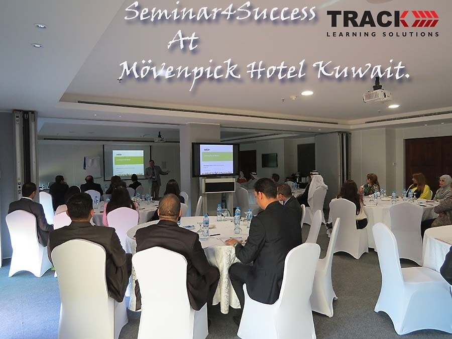 TRACK Learning Solutions- Seminar4Success at Mövenpick Hotel Kuwait by tracklearning