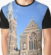 Armidale church Graphic T-Shirt