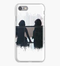 Sanvers - Standing together V2  iPhone Case/Skin