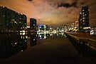South Wharf Cityview by Vince Russell