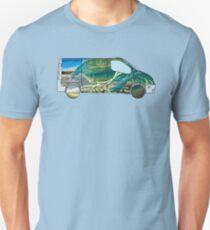 Vanlife (wave truck) T-Shirt
