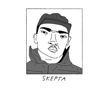 Skepta by dcinnit