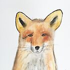 Fox  by Monika Howarth