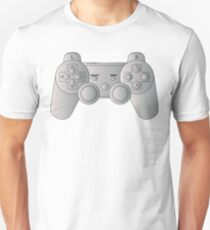 Video Game Console Playstation Dualshock Gamepad Unisex T-Shirt