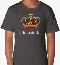 King George III Tee | Da Da Da Dat Da Long T-Shirt