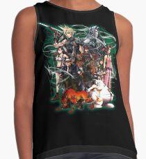 Final Fantasy VII - Collage Kontrast Top