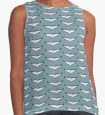 Whale tail Contrast Tank