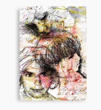 A L M Canvas Print