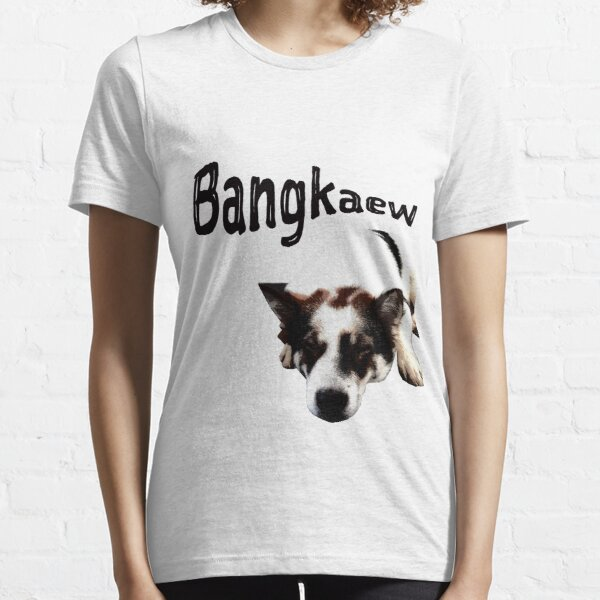 Thai Bangkaew Dog Essential T-Shirt