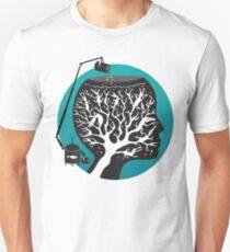 Crocodiles in my head Unisex T-Shirt