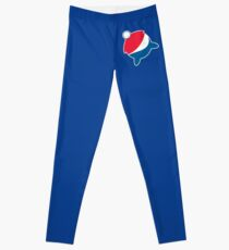 Pepsi Logo Fat Man Leggings