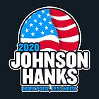 Johnson Hanks 2020 by fishbiscuit