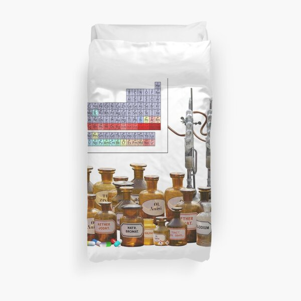 Gifts for physicians Duvet Cover