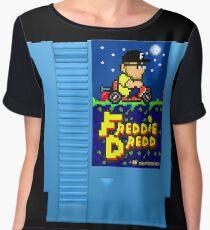 Freddie Dredd - Retro Gaming Cartridge Chiffon Top
