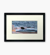 Nova Scotia Ocean Framed Print