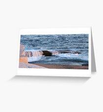 Nova Scotia Ocean Greeting Card