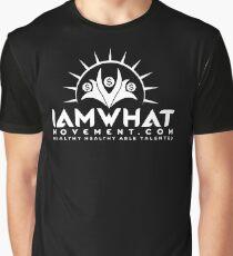 IAMWHATMOVEMENTDOTCOM Graphic T-Shirt