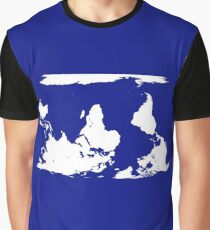 Upside down earth? Think different Graphic T-Shirt