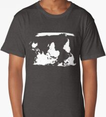 Upside down earth? Think different Long T-Shirt