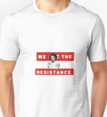 We Are The Resistance Unisex T-Shirt