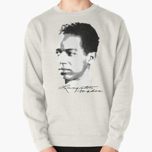 Langston Hughes Pullover Sweatshirt