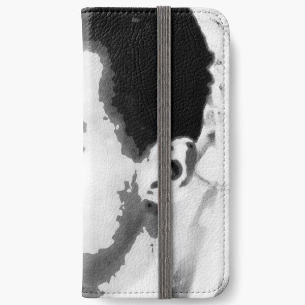 Langston Hughes iPhone Wallet