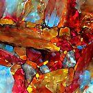 Igneous Rock Digital by Dana Roper