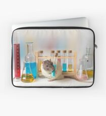 Working at the Laboratory Laptop Sleeve