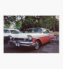 50s Car #2 Photographic Print