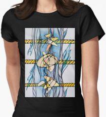 Estrangement Womens Fitted T-Shirt