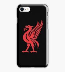 liverpool red best logo iPhone Case/Skin