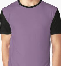 Chinese Violet Graphic T-Shirt