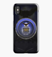 Seal of the Air Force  iPhone Case/Skin