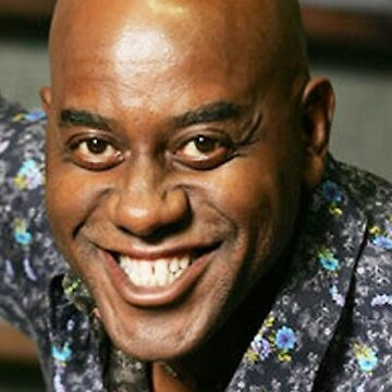 Ainsley Harriott by Slendykins