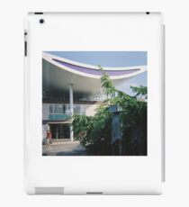 Loughborough University - Edward Herbert Building iPad Case/Skin