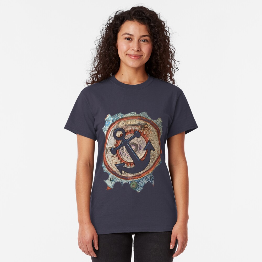 ANCHORS AWAY - BOAT ANCHOR Classic T-Shirt