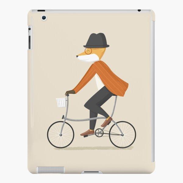 Mr. Fox is on His Way iPad Snap Case