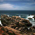 Shipwreck Rock by Chris Coetzee
