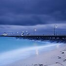 St Kilda Pier, Melbourne by Matt  Lauder