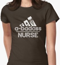 Nurse Shirts Womens Fitted T-Shirt