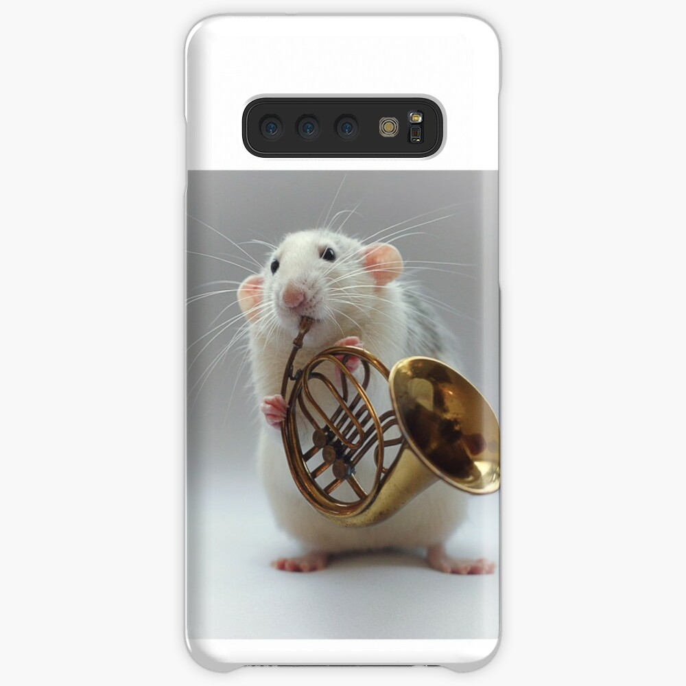 Moppy and his french horn Case & Skin for Samsung Galaxy