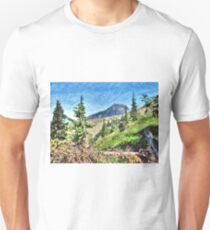 Western Mountains 1 Unisex T-Shirt