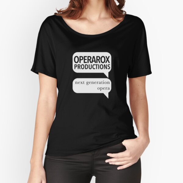 OperaRox: Next Generation Swag - Classic Relaxed Fit T-Shirt