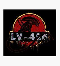 LV-426 Photographic Print