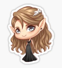 Feyre Sticker