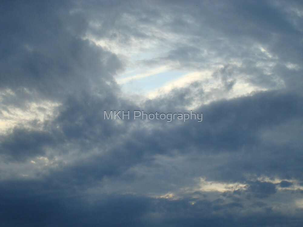 One Cloudy Day by MKH Photography