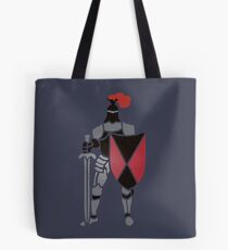Knight T Tote Bag
